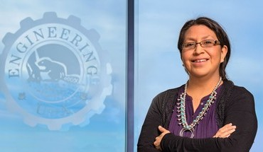 First Indigenous woman to graduate with PhD in engineering from U of A finds true calling