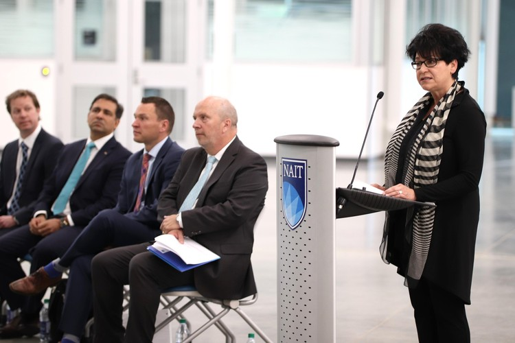Director M. Anne Naeth speaks about Future Energy Systems' partnership with NAIT.