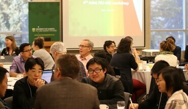 UAlberta hosts the fourth FES-GRI Joint Research Workshop